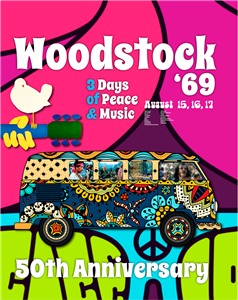 IPR License Woodstock '69