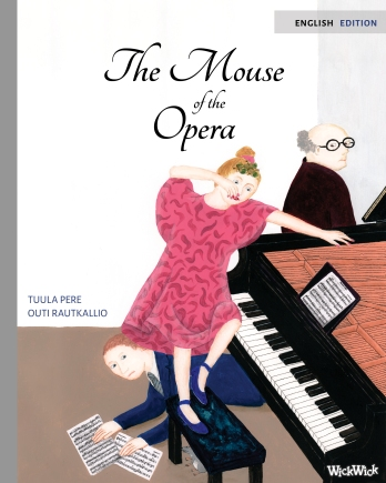 English - The Mouse of the Opera - Cover - RBG