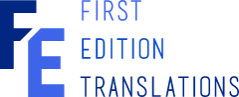 First Edition Translations logo